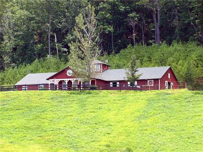 Jasper Land/Farm For Sale: 909 Upper Salem Church Road