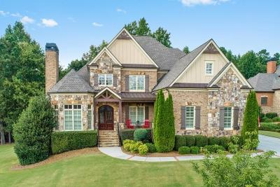 Forsyth County Single Family Home For Sale: 2845 Cambria Court