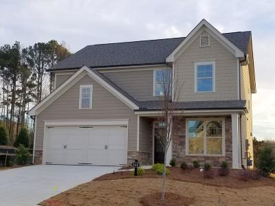 Holly Springs Single Family Home For Sale: 145 Fieldbrook Crossing