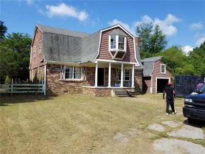 Oxford Single Family Home For Sale: 155 Ashland Farm Road