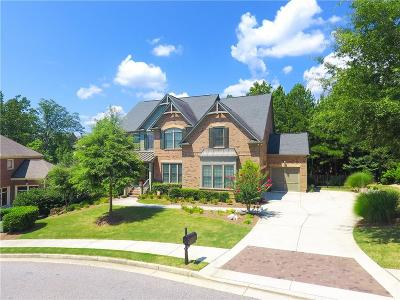 Forsyth County Single Family Home For Sale: 3935 Stanford Drive