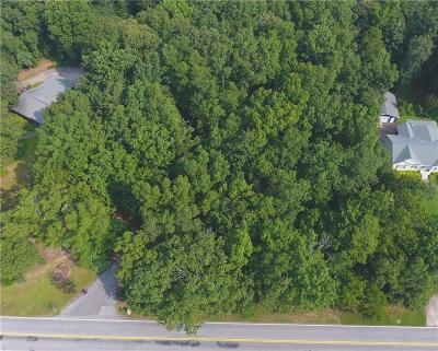 Douglas County Residential Lots & Land For Sale: Stewart Mill Road