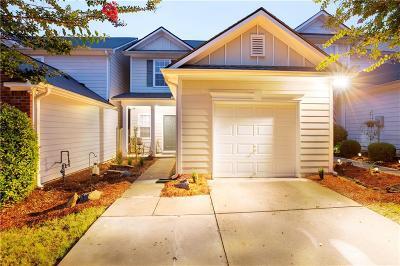 Oakwood Single Family Home For Sale: 4707 Autumn Rose Trail
