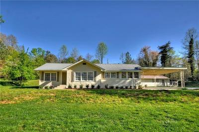 Jasper Single Family Home For Sale: 2658 Highway 53 W