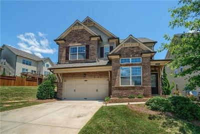 Sandy Springs Single Family Home For Sale: 7595 Stoneridge Drive
