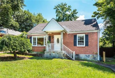 Decatur Single Family Home For Sale: 466 Morgan Place