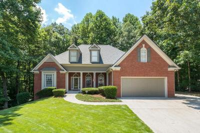 Powder Springs Single Family Home For Sale: 5717 Overlook Circle