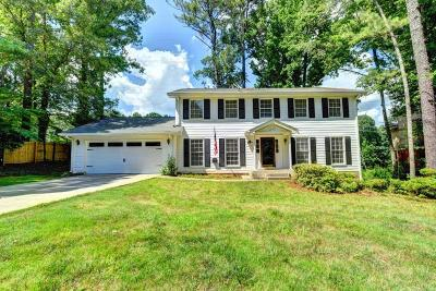 Single Family Home For Sale: 5206 Davantry Drive