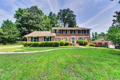 Dunwoody Single Family Home For Sale: 2224 Sancroff Court
