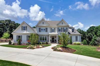 Cherokee County Single Family Home For Sale: 209 Trinity Way