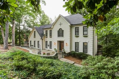 Single Family Home For Sale: 220 Wing Mill Road