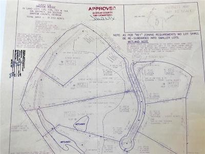 Cartersville Residential Lots & Land For Sale: 10 Faith Lane