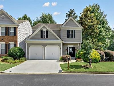 Alpharetta Condo/Townhouse For Sale: 3517 Wennington Trace