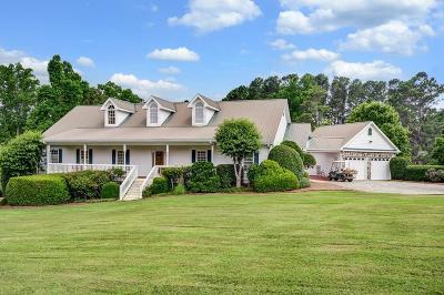 Cumming Single Family Home For Sale: 6390 Bennett Road