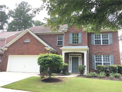 Peachtree Corners, Norcross Single Family Home For Sale: 4066 Kingsley Park Court