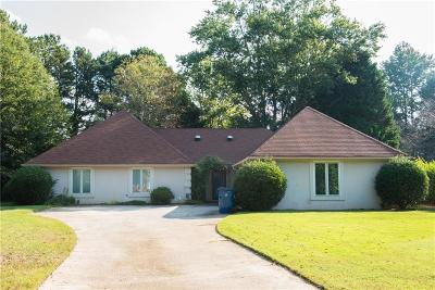 Duluth Single Family Home For Sale: 3687 Rogers Cove