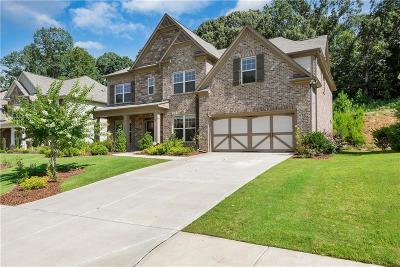 Forsyth County Single Family Home For Sale: 5840 Springbox Drive