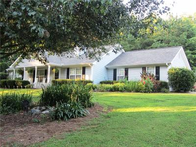 Dawsonville Single Family Home For Sale: 18 Chestatee View Drive