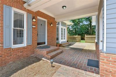Atlanta Single Family Home For Sale: 5368 Greenland Road