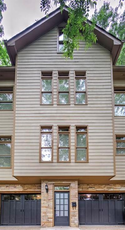 Condo/Townhouse For Sale: 2846 Piedmont Road NE #2