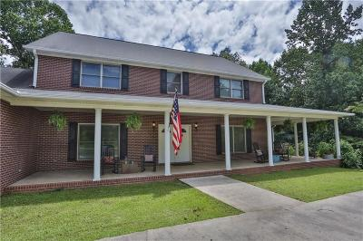 Ellijay Single Family Home For Sale: 186 Berry Hill Drive