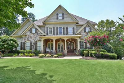 Forsyth County Single Family Home For Sale: 2625 Arbor Valley Drive
