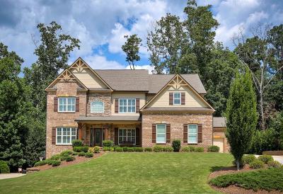 Forsyth County Single Family Home For Sale: 4440 Vickery Woods Court