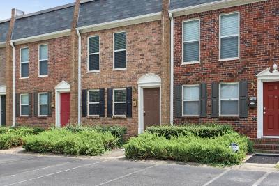 Sandy Springs Condo/Townhouse For Sale: 245 Winding River Drive #G
