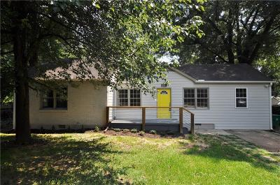 Decatur Single Family Home For Sale: 3453 Beech Drive