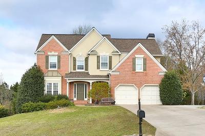 Alpharetta Single Family Home For Sale: 2235 Rose Walk Drive