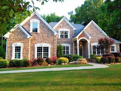 Social Circle Single Family Home For Sale: 370 River Cove Ridge
