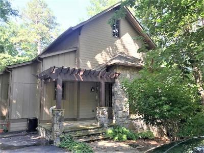 Big Canoe Single Family Home For Sale: 10 Choctaw Ridge