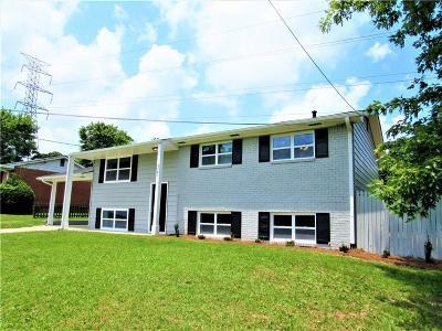 Single Family Home For Sale: 3781 Stephanie Drive SW