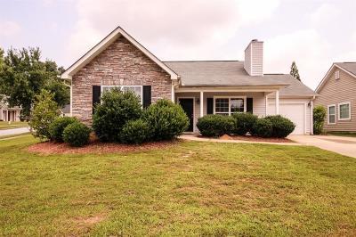 Atlanta GA Single Family Home For Sale: $160,000