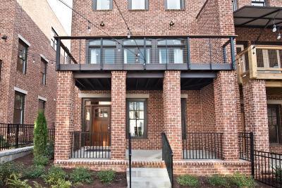 Cobb County Condo/Townhouse For Sale: 184 NE Easy Pines Way NE
