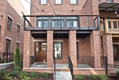 Cobb County Condo/Townhouse For Sale: 176 NE Easy Pines Way NE