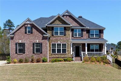 Forsyth County Single Family Home For Sale: 6610 Flagstone Mill Cove