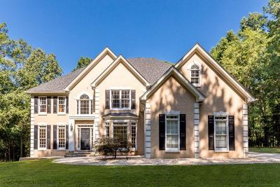 Single Family Home For Sale: 873 Ebenezer Road