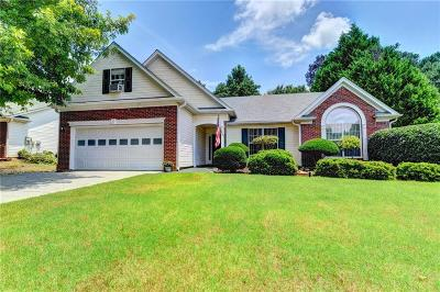 Dacula Single Family Home For Sale: 1043 Fern Valley Way
