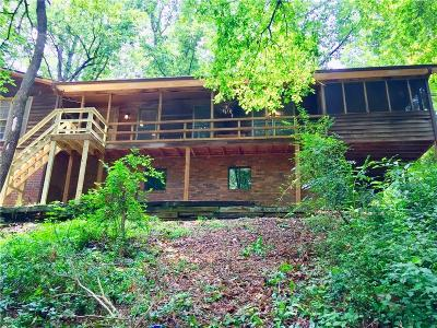 Buford Single Family Home For Sale: 3714 Leisure Court