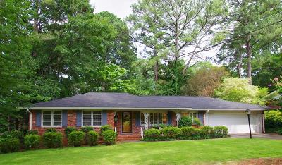 Decatur Single Family Home For Sale: 2001 Hollidon Road