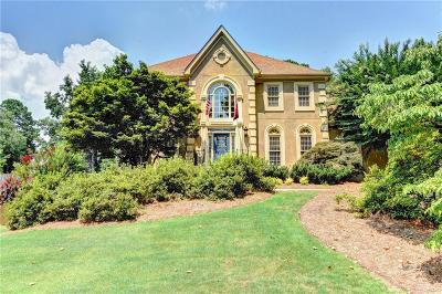 Snellville Single Family Home For Sale: 1430 Barnsley Walk