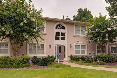 Atlanta Condo/Townhouse For Sale: 1538 Chantilly Drive NE #119