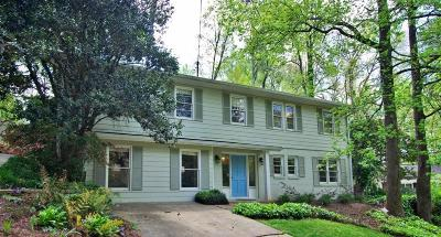 Decatur Single Family Home For Sale: 2315 Wilson Woods Drive