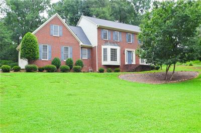 Lilburn Single Family Home For Sale: 1448 Red Fox Run