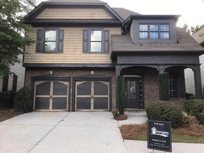 Johns Creek Single Family Home For Sale: 11886 Aspen Forest Drive