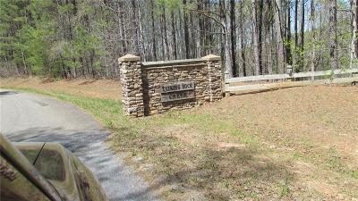 Talking Rock Residential Lots & Land For Sale: Rebekah Ridge Road