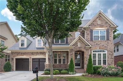 Alpharetta Single Family Home For Sale: 822 Pistace Court