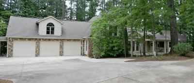 Cobb County Single Family Home For Sale: 3310 Dogwood Lane NW