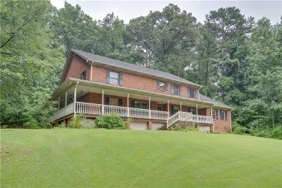 Stone Mountain Single Family Home For Sale: 7030 Rockbridge Road